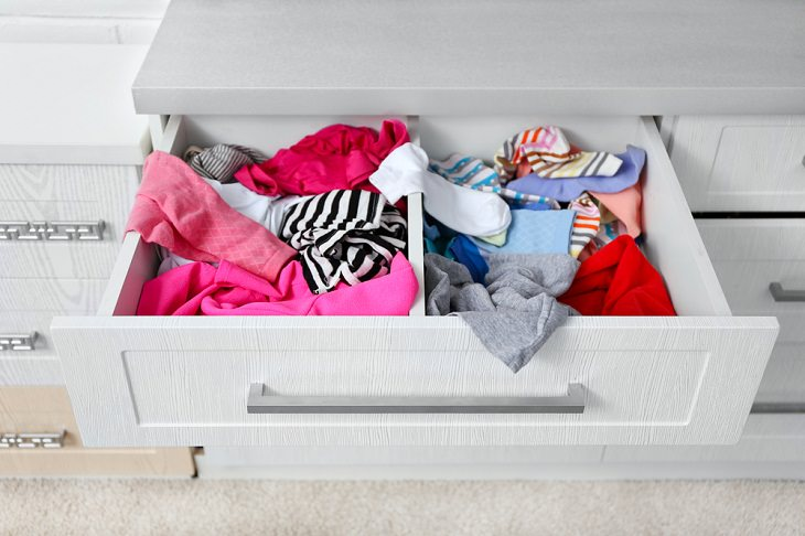 Neglected Places You're Forgetting to Vacuum, Drawers