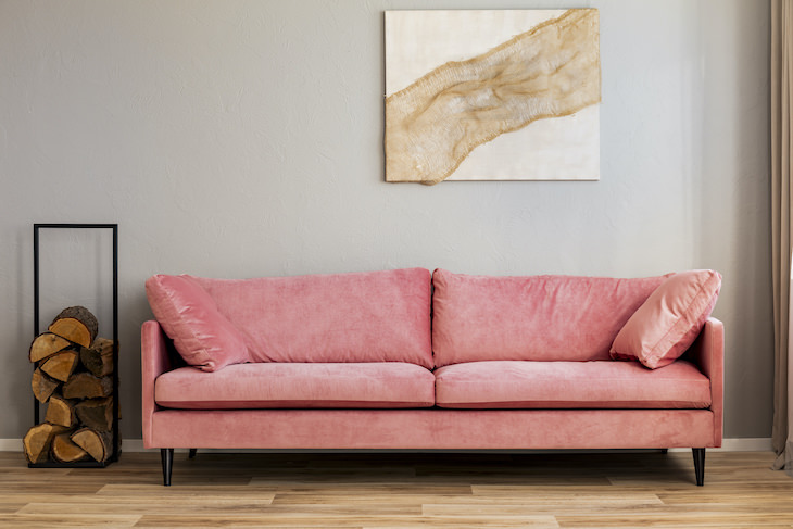 How to Clean 8 Types of Couches, velvet