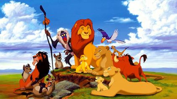 Disney Facts Lion King