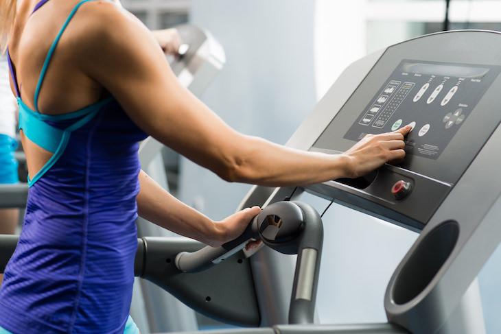 Walking Backwards: Health Benefits & How to Start, treadmill