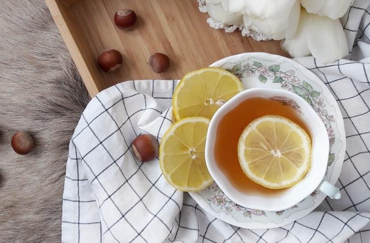 bad teas Lemon-Flavored Tea