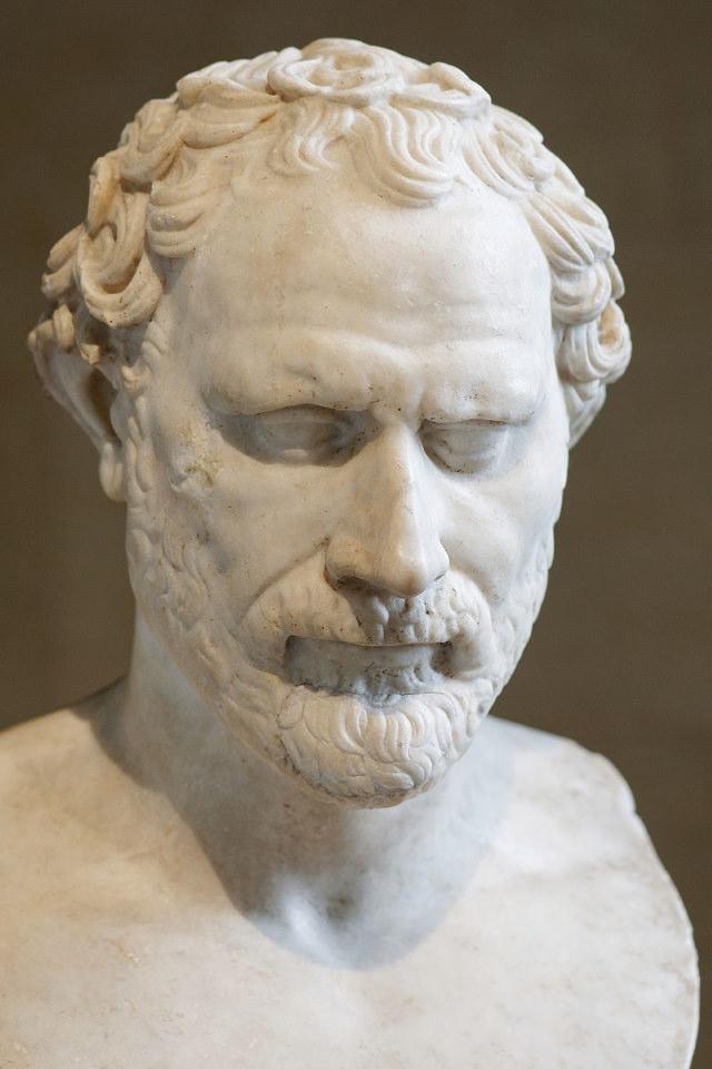 Strange Habits of Famous Writers Demosthenes