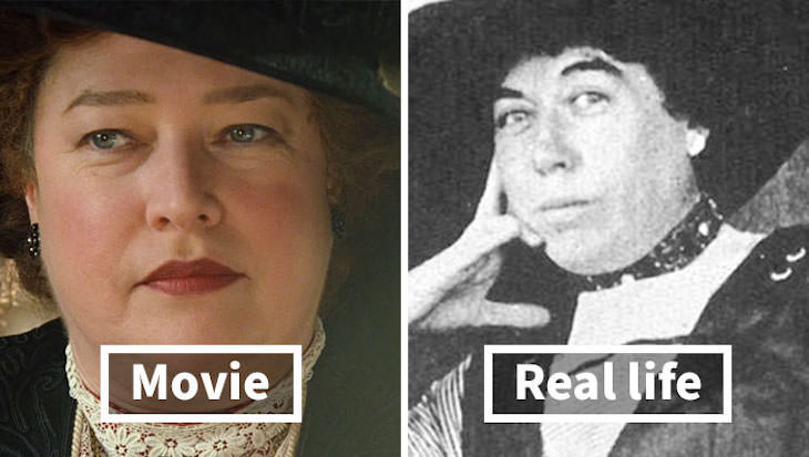 """What Were the Characters of Titanic Like in Real Life?, Margaret """"Molly"""" Brown"""
