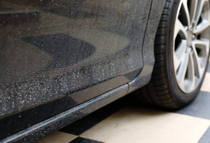 Remove Car Water Stains,  spots