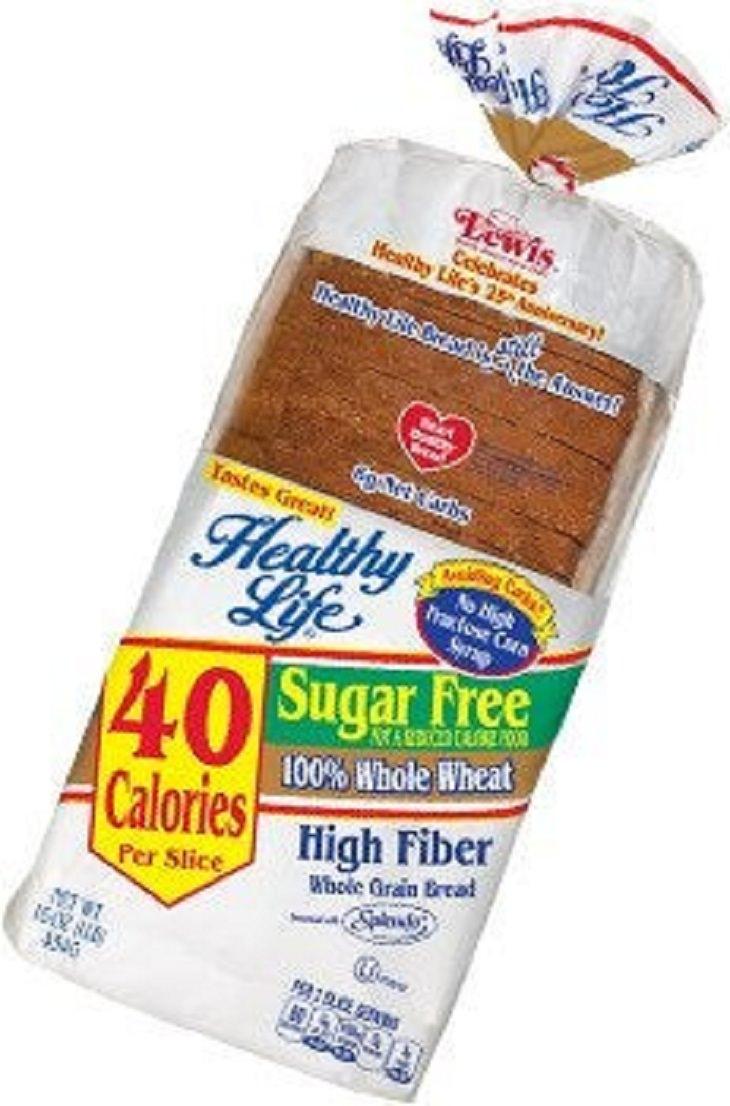 Bread Buying Mistakes, hidden sugar