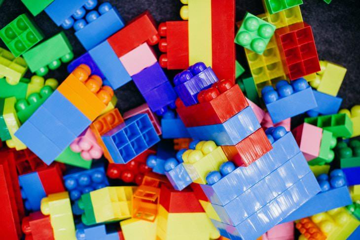 Dishwasher Hacks legos
