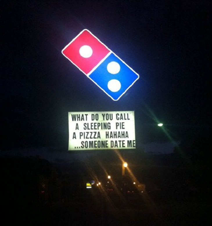 Fast Food Signs, PIZZA