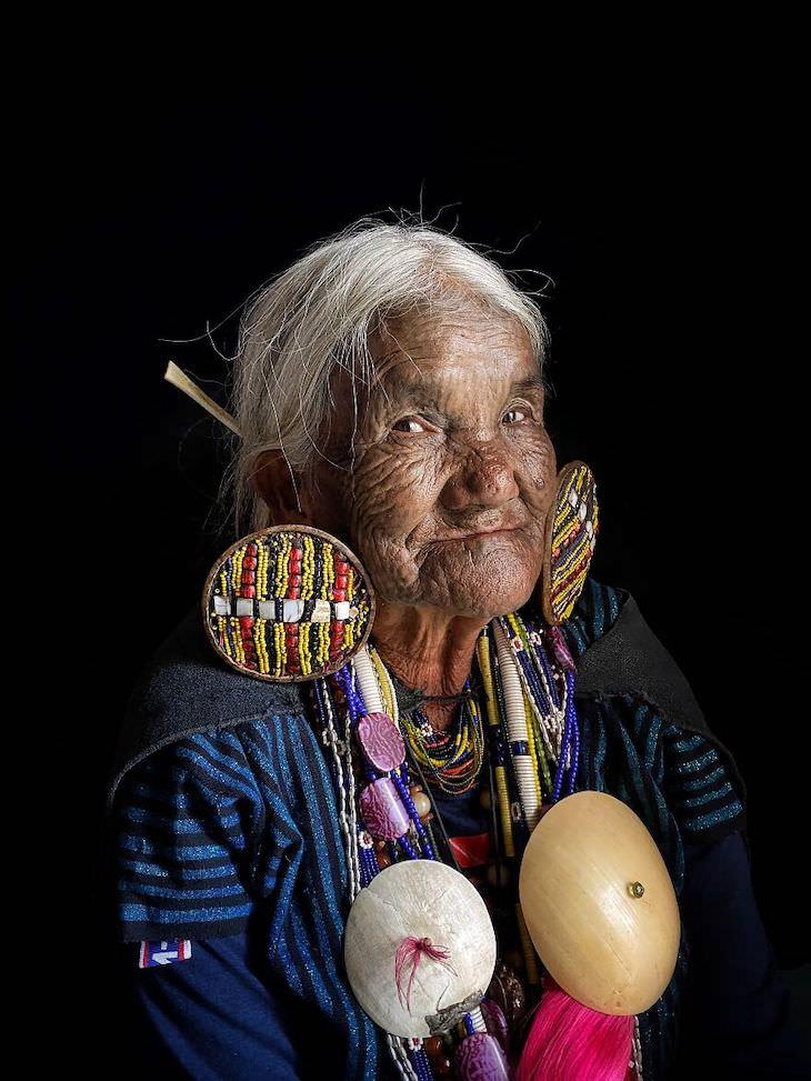 Stunning Winners of the Mobile Photography Awards Photographer Of The Year Winner: Kuki Tattoo By Dan Liu