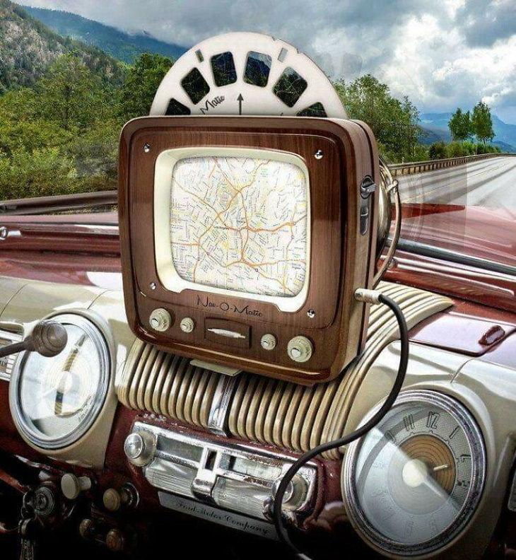 Future Predictions A 50snavigation system