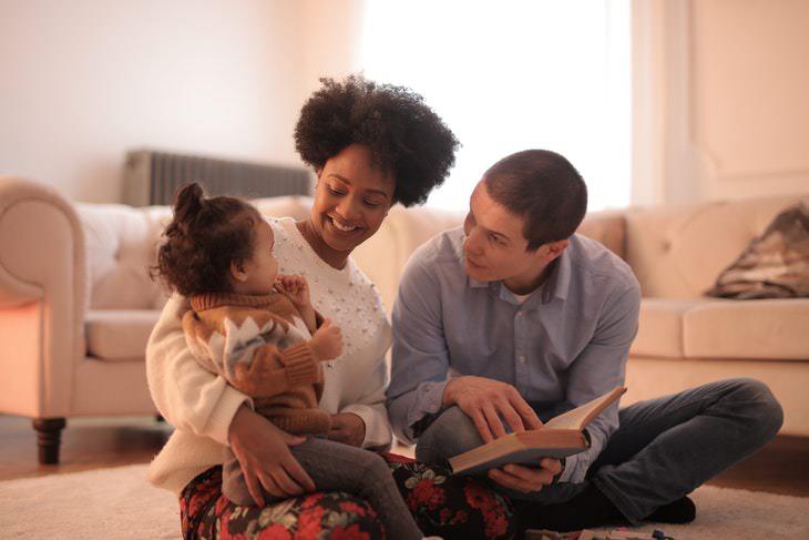 1. Oxitocina y crianza de los hijos