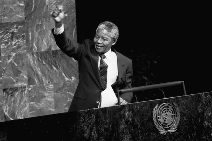 The Mandela Effect: How Collective False Memories Nelson Mandela