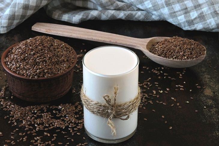 Flax Milk,