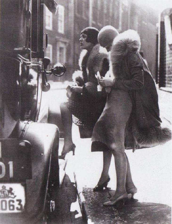 Vintage Pics, cab
