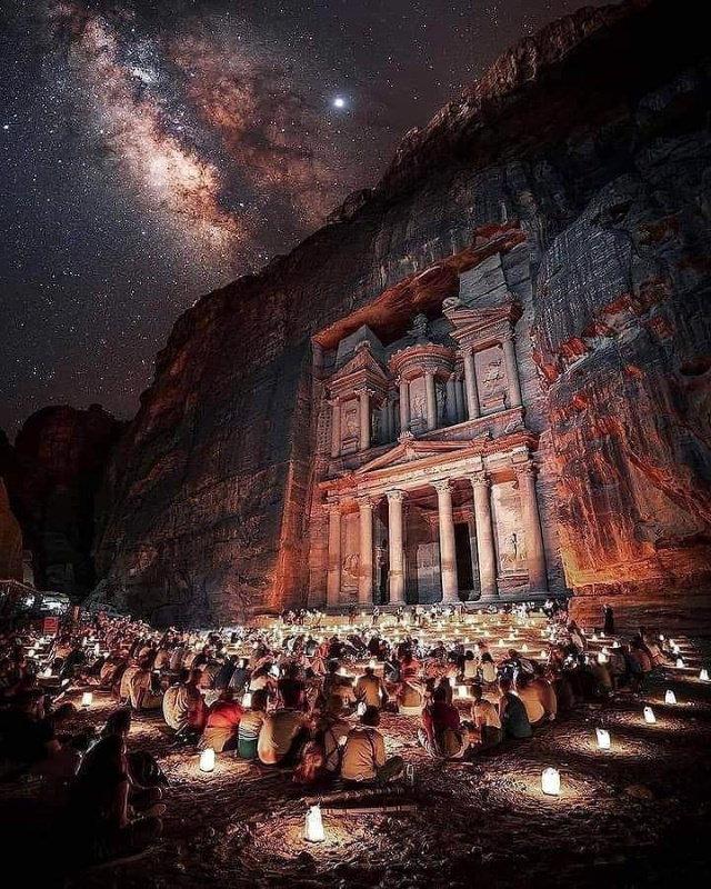 Poignant Photos Petra