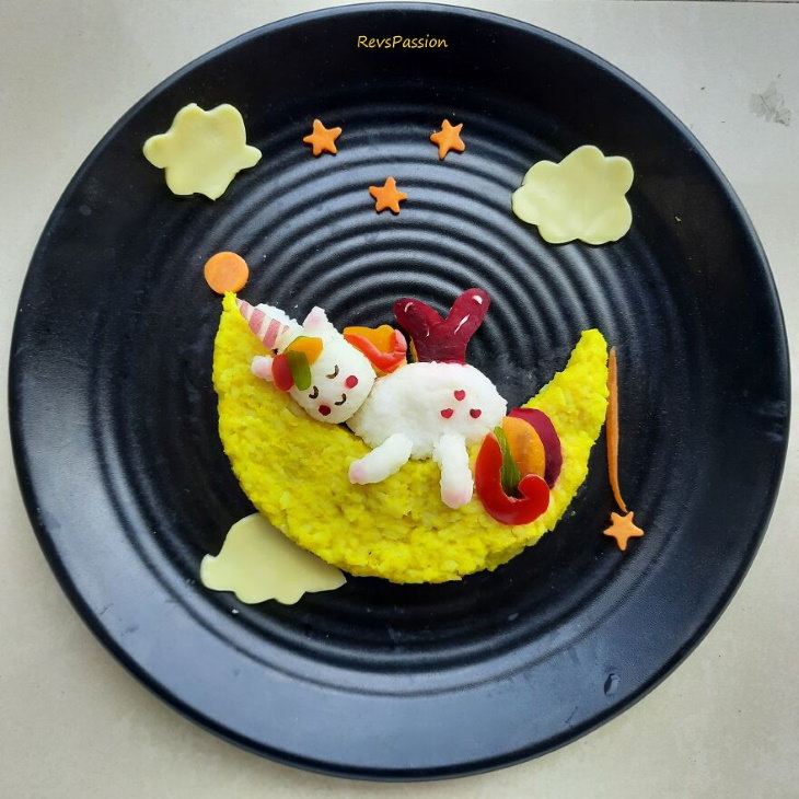 RevsPassion Food Art