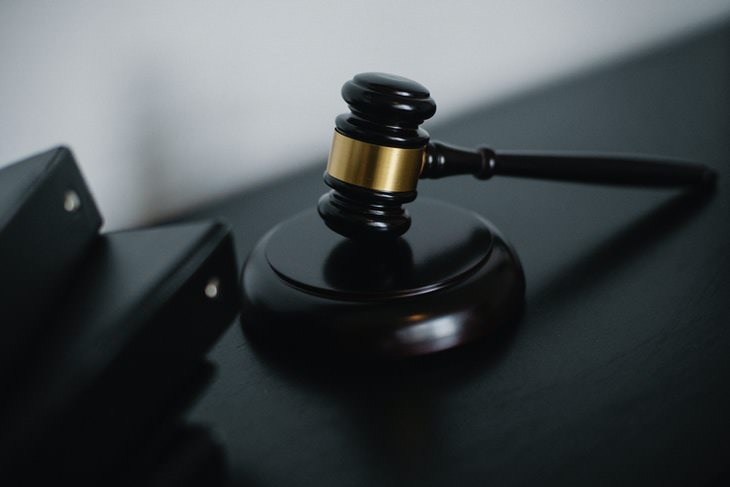 Legal Terms court