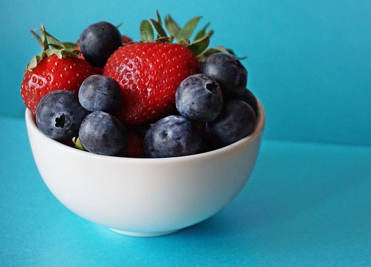 Constipation Relief berries