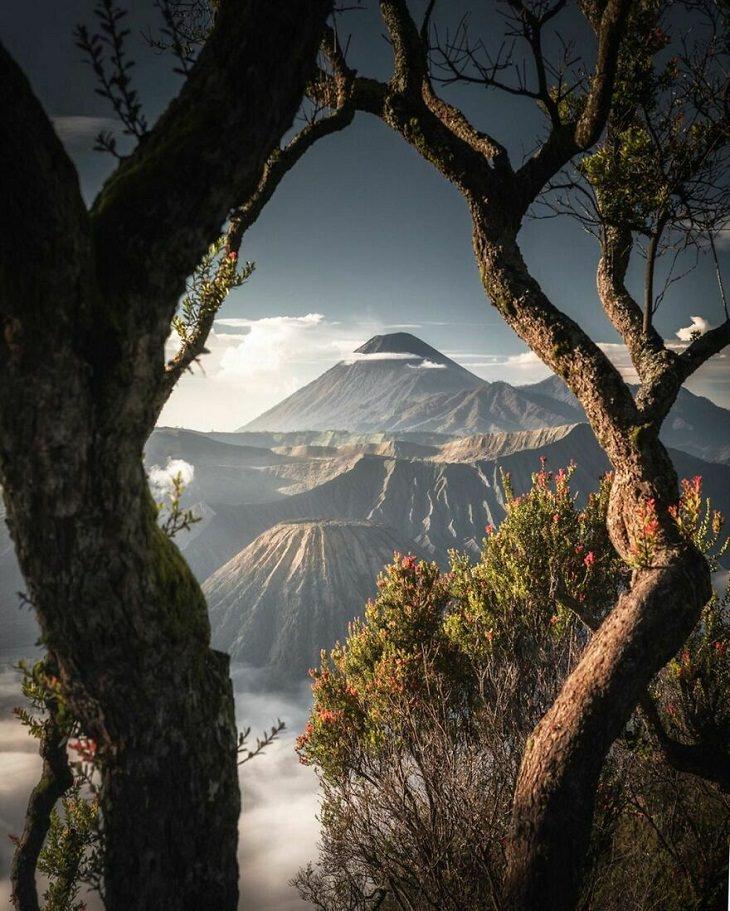 Pilot Pics, Mount Bromo, Indonesia
