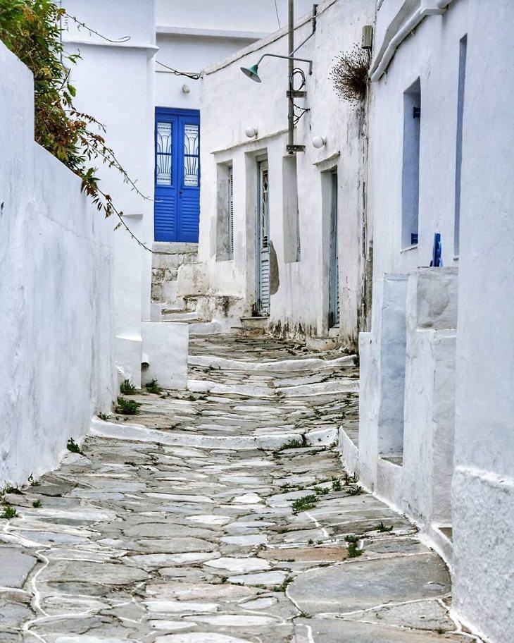 Sifnos Island, alleys
