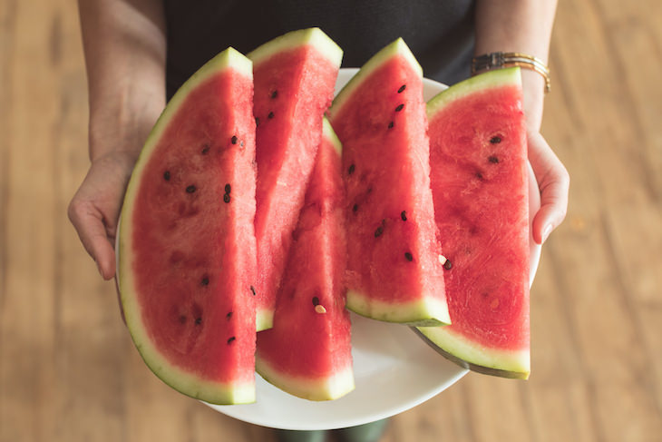 Watermelon - Best Fruit to Lower Blood Pressure watermelon slices