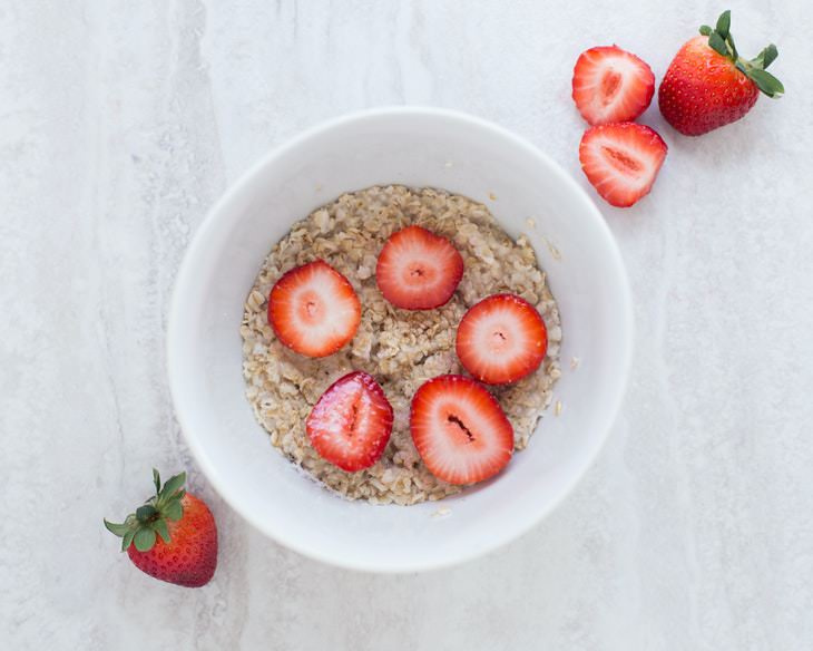 The Best and Worst Foods for Energy Oatmeal