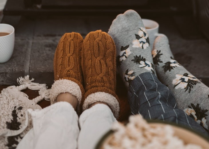 How to Make Your Socks Wear Much Longer socks and slippers