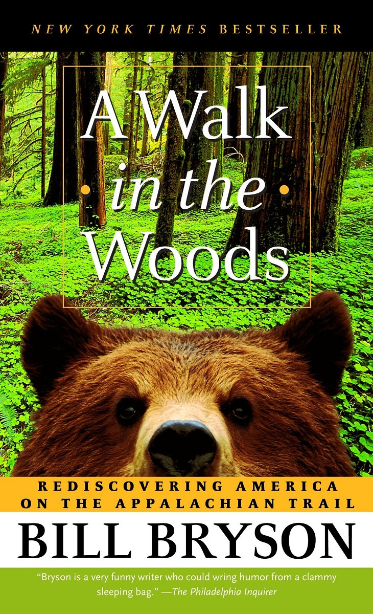 Nature Books, A Walk in the Woods