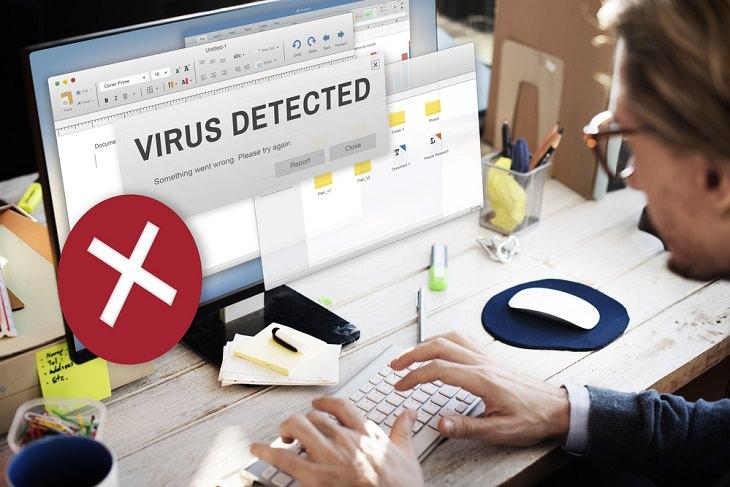 Malware Myths, device, virus
