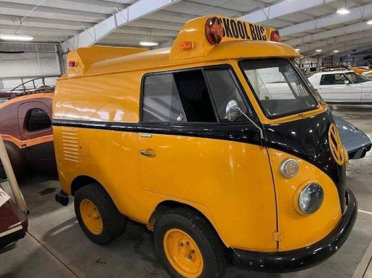 Wackiest Car Modifications, school bus!