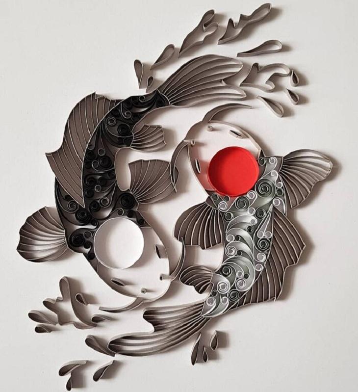 Paper Quilling Designs,