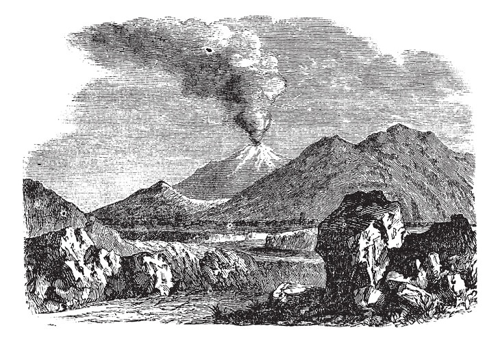 536 AD — the Worst Year in Human History, volcanic eruption