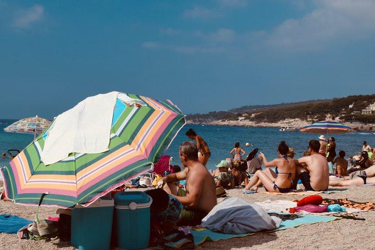 Bizarre Laws Winnie The Pooh French beach