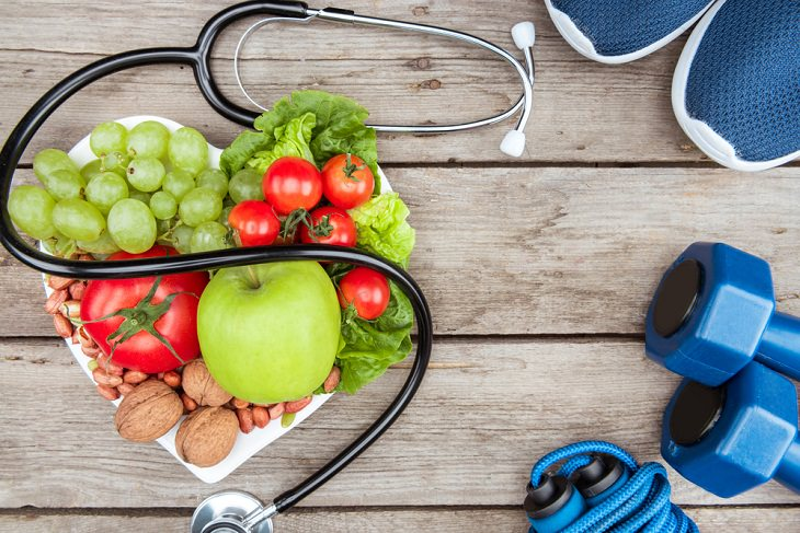 Heart-Healthy, Cancer risk, diet and exercise