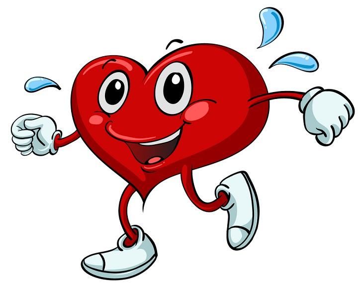 Heart-Healthy, Cancer risk, hear exercise