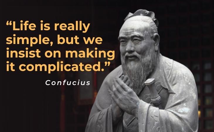 Short Quotes confucius