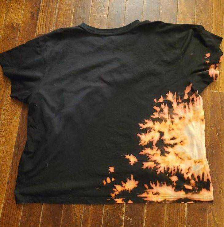 Accidents That Resulted in Unplanned Art Pieces t-shirts