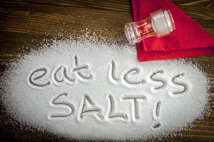 Tips to Reduce Sodium, sodium limit