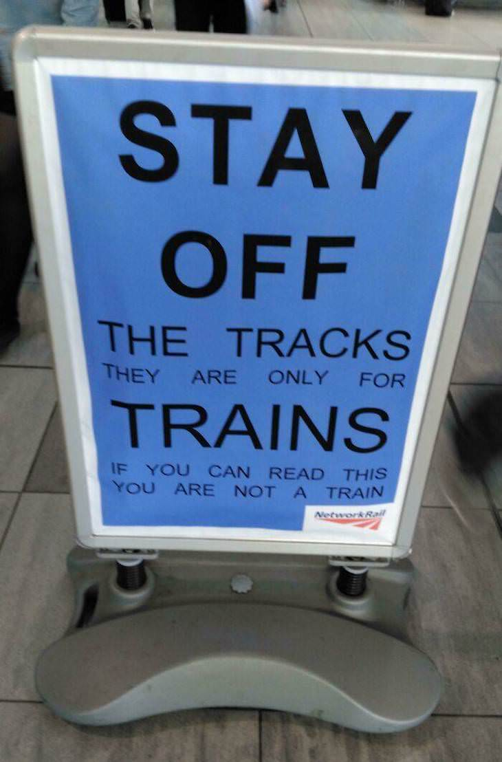 14 Hilarious Situation Spotted in the UK funny sign