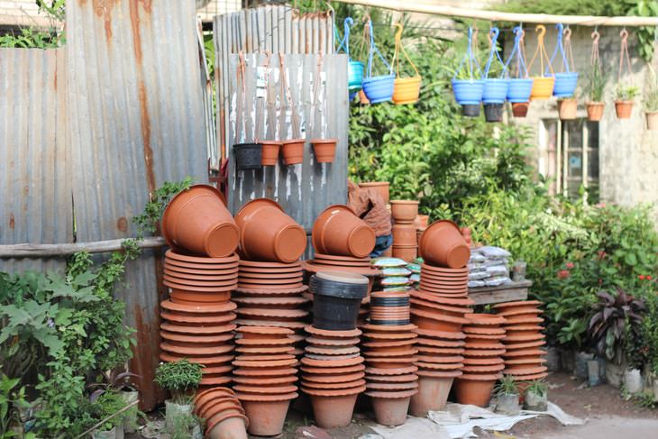 Container Gardening Tips containers