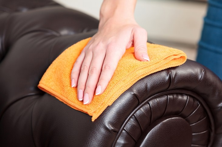 Once-a-Year Cleaning Tasks, Upholstery Furniture
