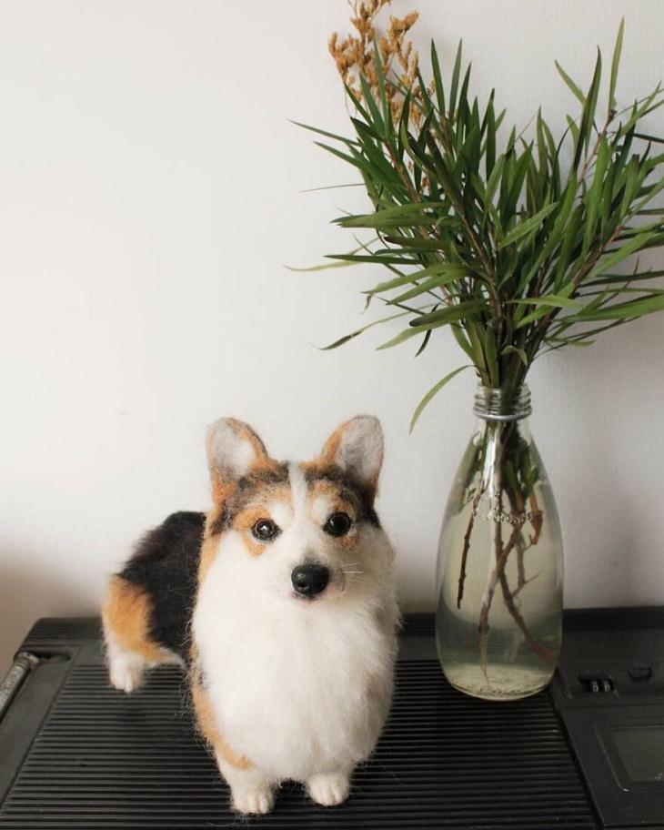 Hyper-Realistic Animal Portraits, dog