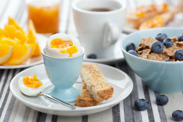 The Link Between Breakfast and Heart Health breakfast food