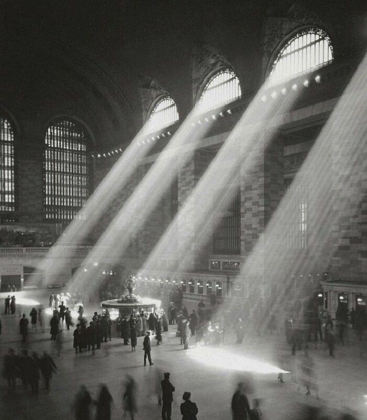 Historical Photos,  Grand Central Terminal