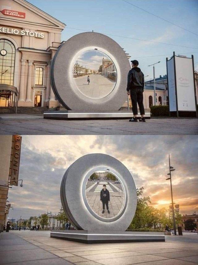 Poignant Photos Vilnius and Lublin portal