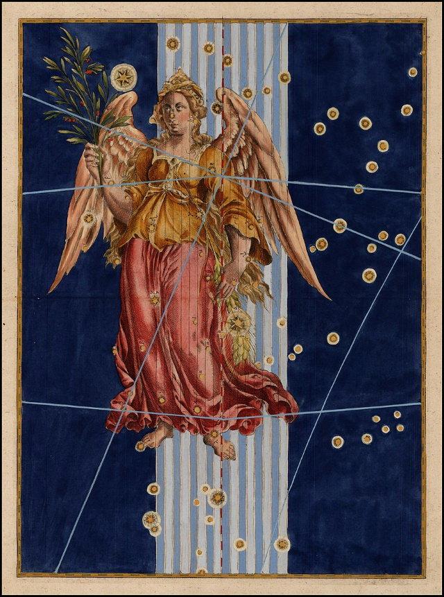Constellation Myths Virgo