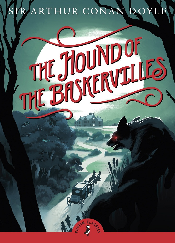 Classic Suspense Books, The Hound of the Baskervilles