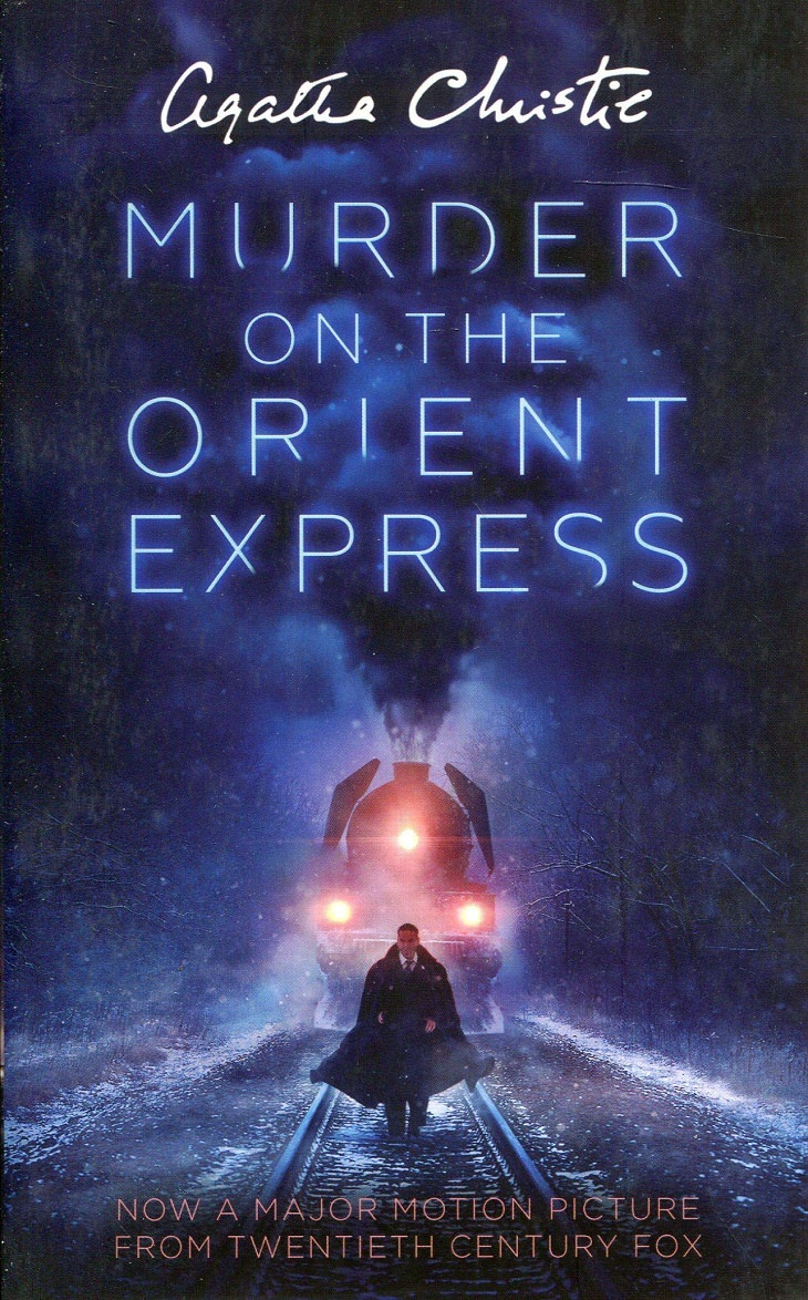 Classic Suspense Books, Murder on the Orient Express