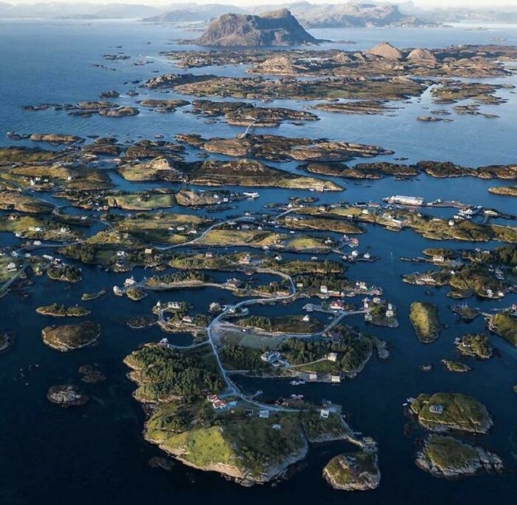 Examples of Engineering, An archipelago in Norway