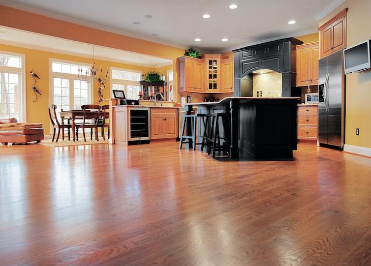 5 Ways You Attract Termites to Your Home hardwood floor
