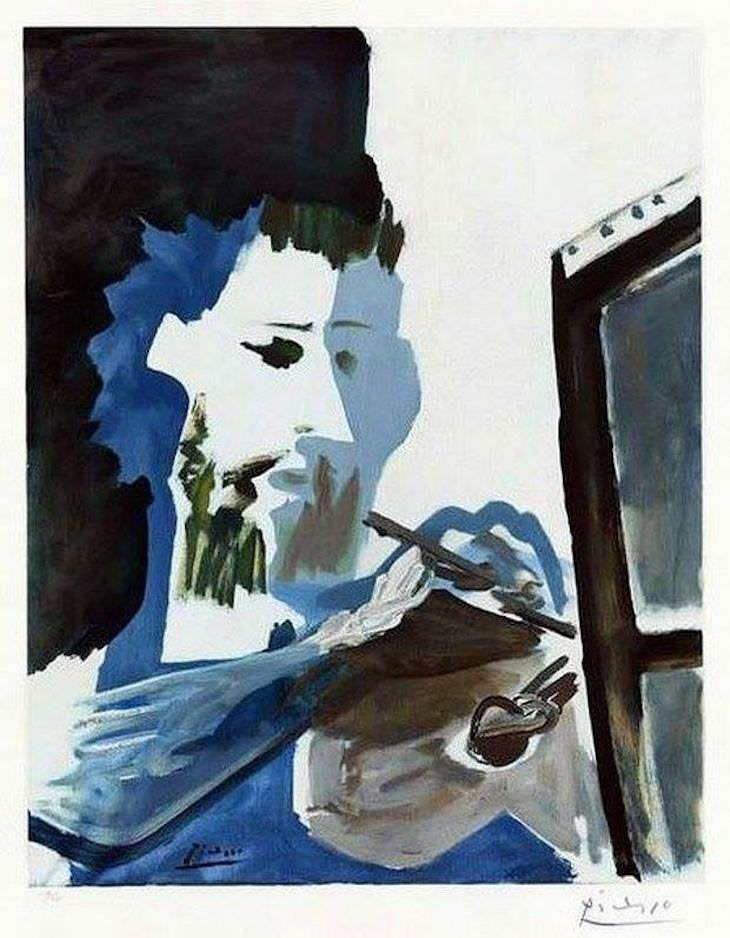 5 Priceless Works of Art That Are Lost Forever Le Peintre Pablo Picasso